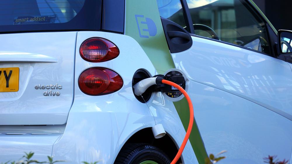 Recarga de vehículo eléctrico DOMAR